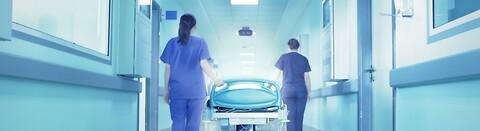 Desinfektion af luften i sterile rum