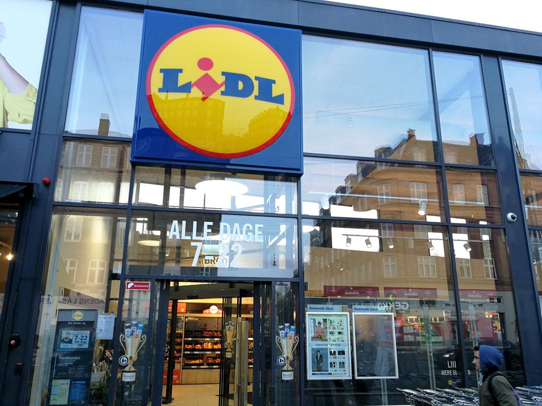 1d7250c2ea29 Tyske Lidl vil åbne over 100 nye butikker i Danmark - RetailNews