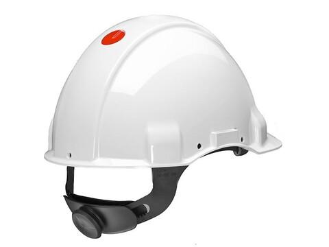 Sikkerhedshjelm G3000 peltor hvid - 3M