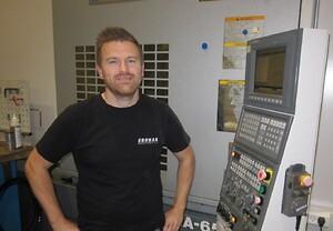 Kenneth B. Rasmussen vender tilbage til Gomas Maskinfabrik A/S