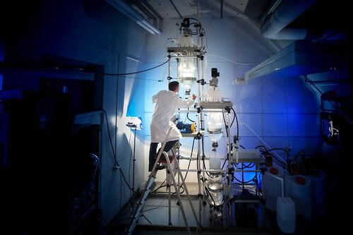 EasyMining EasyMinings patenterade process för att utvinna kväve ur avloppsvatten kan i framtiden ko