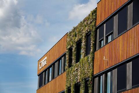 Design plantevægge fra Nature Impact