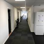 Entreprenørfirmaet Nordkysten udvider i Glostrup med 500 kvadratmeter kontor og 2.500 kvadratmeter oplagsplads. Her er plads til alle infrastruktur entreprenørens specialer.