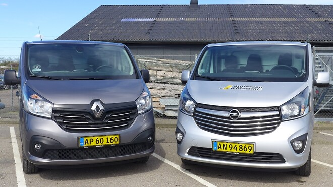 test opel vivaro og renault trafic transportmagasinet. Black Bedroom Furniture Sets. Home Design Ideas