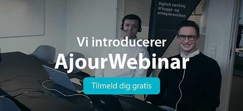 Webinar om digital kvalitetssikring og dokumenthåndtering