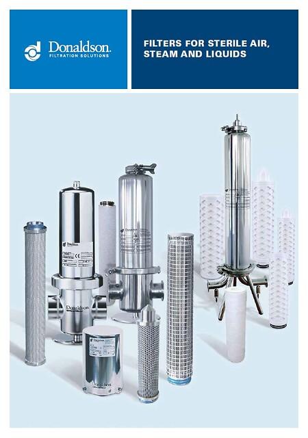 Donaldson LifeTec® - Processfiltrering på ny nivå