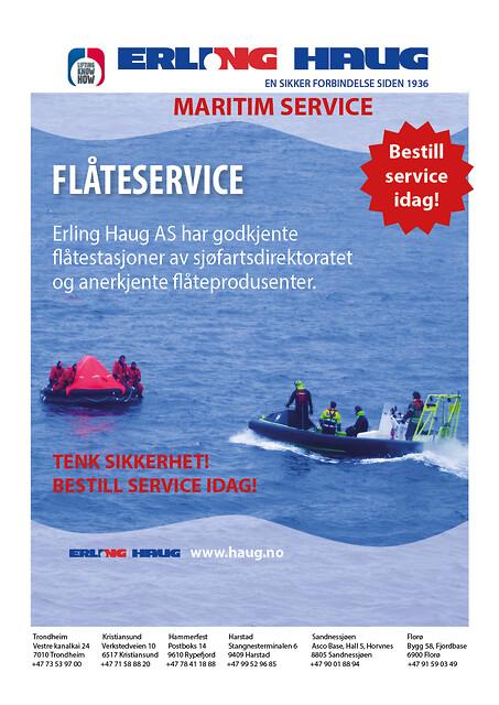 Flåteservice - Erling Haug AS