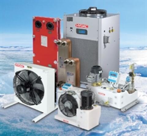 HYDAC har produktene for å opprettholde korrekt temperatur i væskesystemer