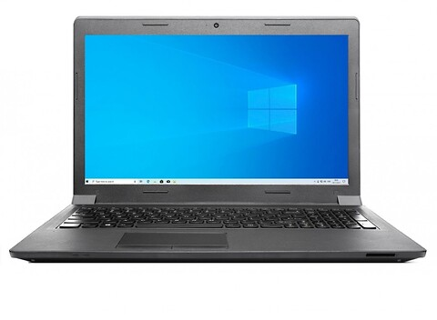 "15"" lenovo B5400 - intel i5 4200M 2,5GHz 256GB ssd 8GB Win10 home - grade b - bærbar computer"