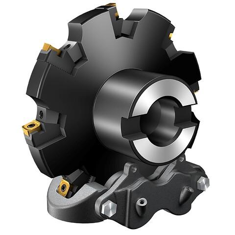 Letteskjærende geometrier for radiusskjær utvider bruksområdet  for brukere av CoroMill 331 - CoroMill 331