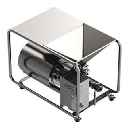 Energieffektiv blanding af pulver: Alfa Laval Hybrid Powder Mixer