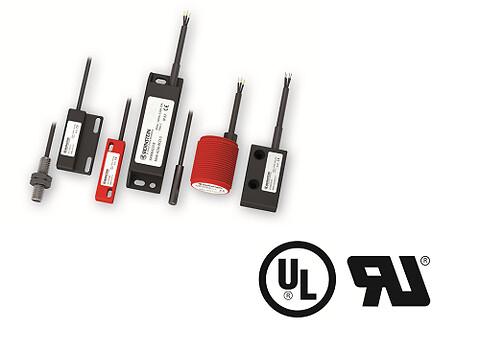 Bernstein magnetsensorer - nu med UL og RU godkendelser