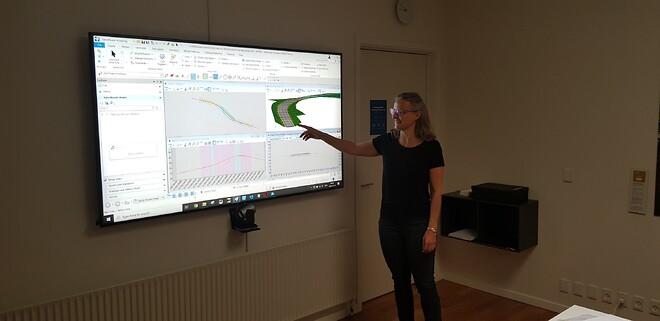 Marianne Rask OpenRoads kursus
