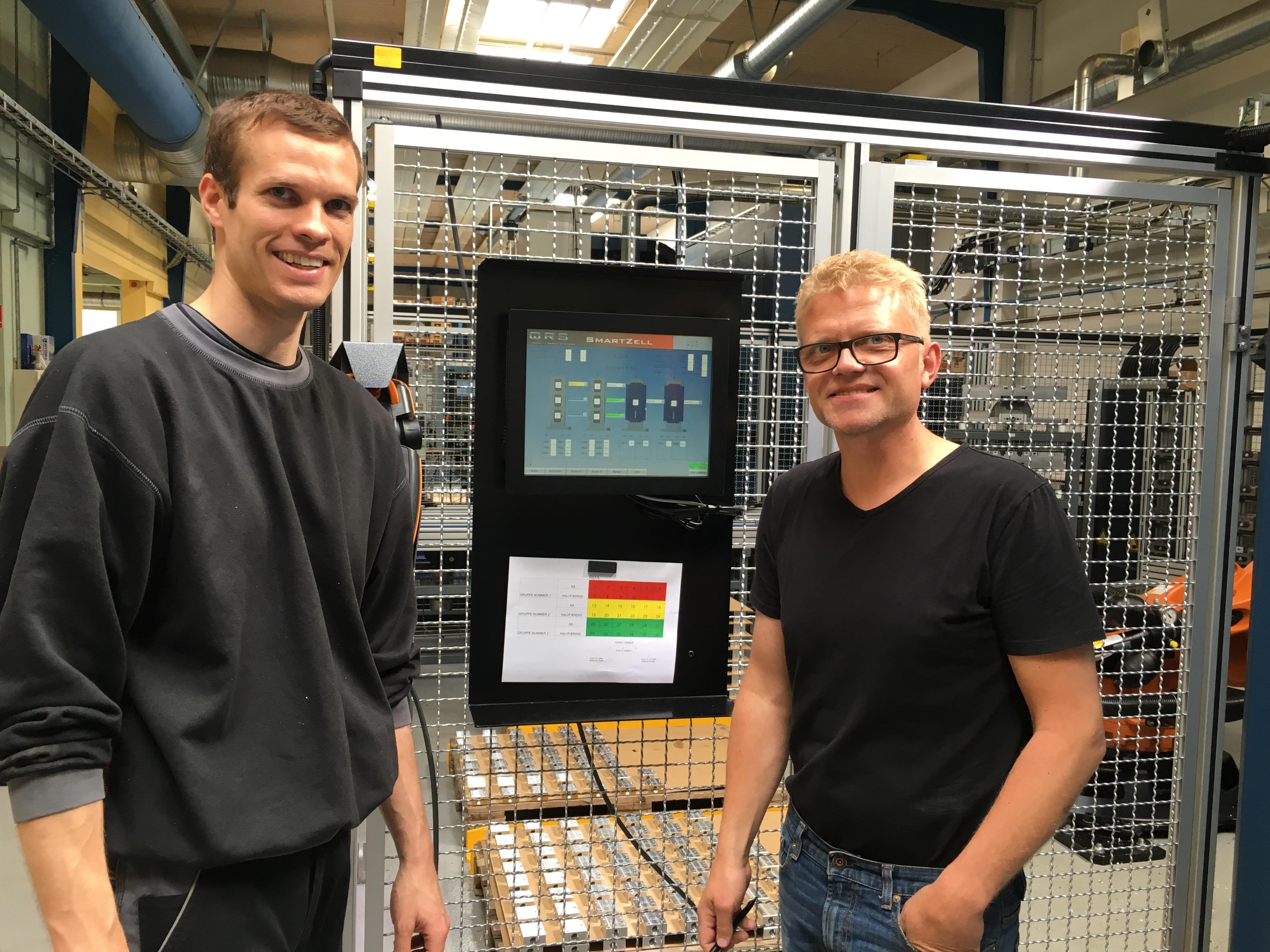 Ny Teknologi øger Kapaciteten Hos Hydra Grene Metal Supply Dk