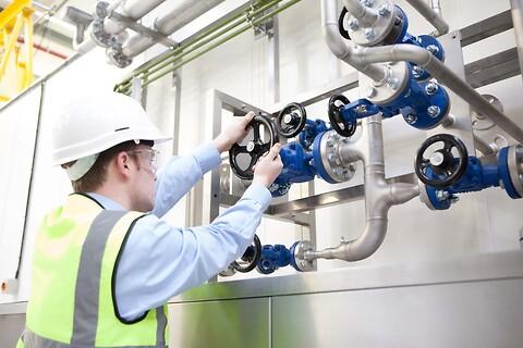 Er dine ventiler holdt op med at fungere optimalt? Vi tilbyder renovering af ventiler - Renovering af ventiler