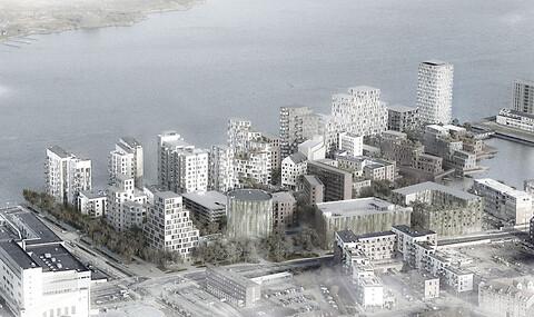 Byudvikling: Masterplaner, landskab, infrastruktur, byrum og byplanlægning