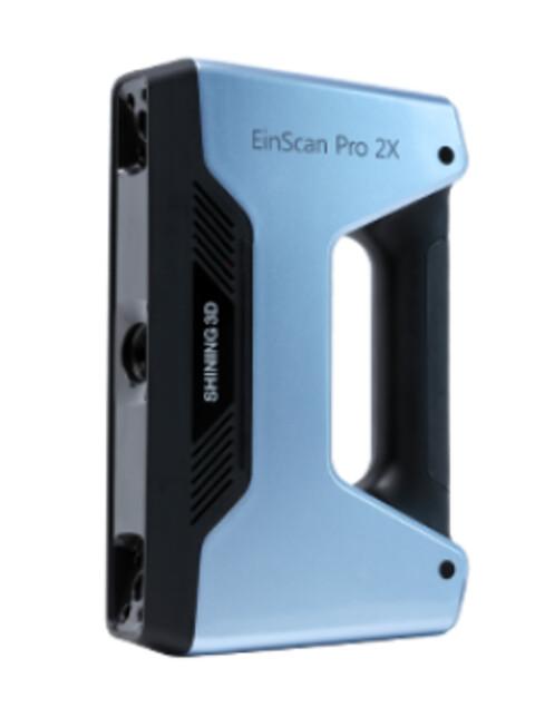 EinScan Pro 2X håndscanner - EinScan Pro 2X håndscanner