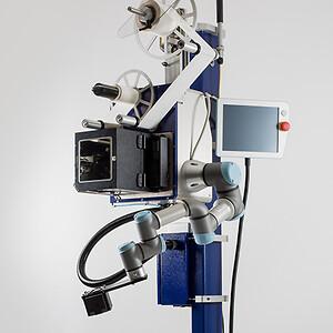 APL Robotman, marknadens effektivaste print & apply-lösning