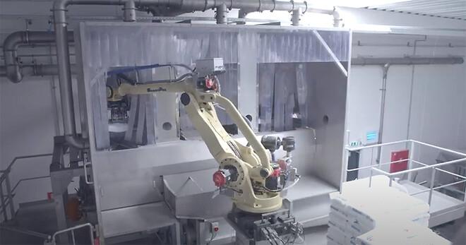 SmartPick, de-bagging, robot, arbejdsmiljø, ompakning