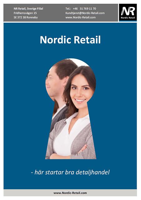 Nordic Retail - Profilbroschyr