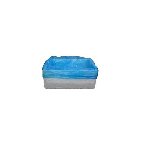 Foringspose 720/240x850 - 50 MY - Blå