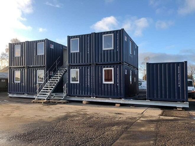 Specialbygget beboelse til 8 personer - Ilulissat, Grønland