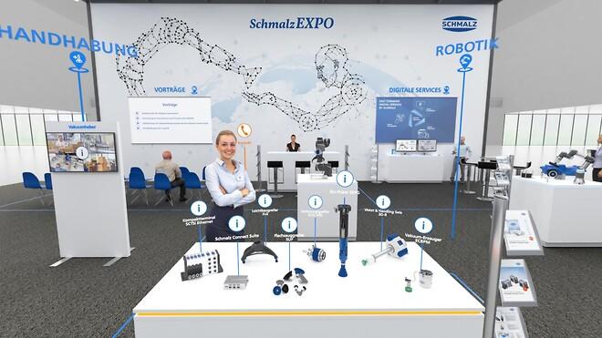 Schmalz Expo