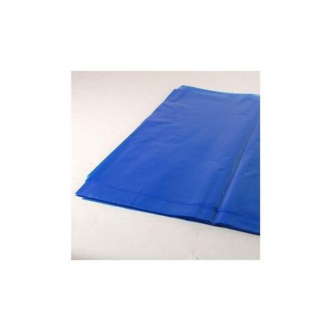 Plastark 400x600 - 40 MY - Blå