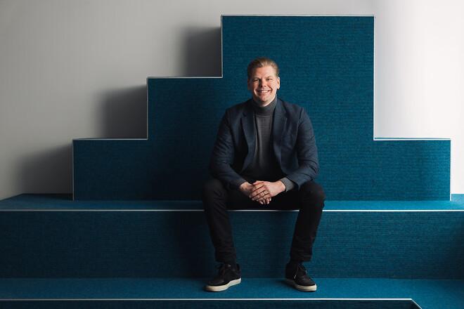 Quinyx VD Erik Fjellborg