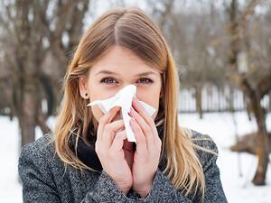 Influensasäsong,smitspridning,luftfuktighet