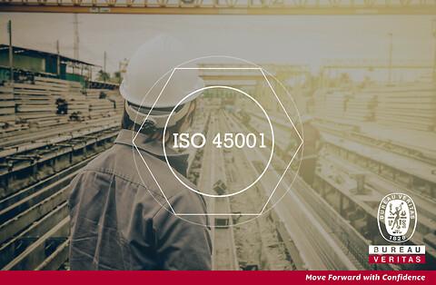 NYHED! Intern Auditor Arbejdsmiljø efter ISO 45001 standarden