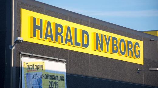 Harald nyborg bad