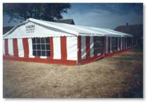 Vinderup Aluminium Party-telt