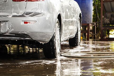 Safe Control analyserar vatten från fordonstvättanläggningar