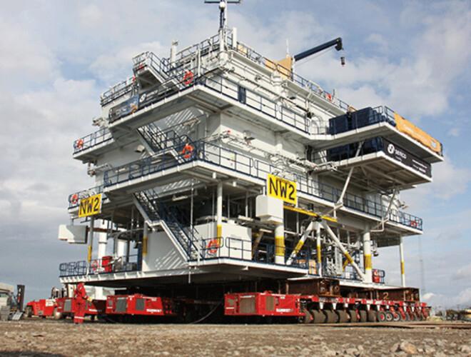 Northwester 2 Offshore Substation