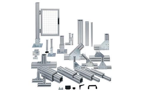Movomech Mechprofile™ profilsystem i aluminium
