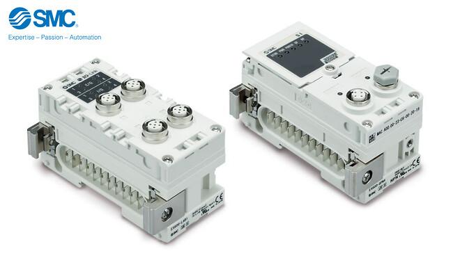 SMC IO-Link-master för Profinet