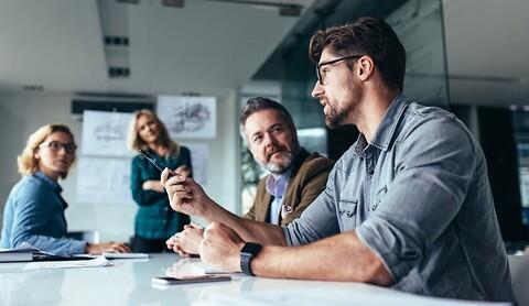 Netværk for erfarne ledere  - Netværk for ledere med erfaring
