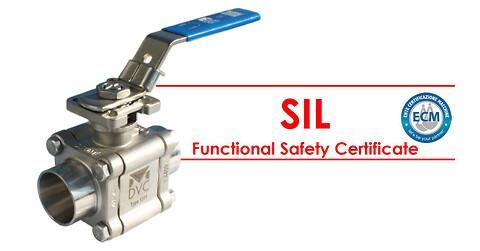 SIL3 godkendelse på kuglehane Type 1311 - SIL, Kuglehane, Ventil, kugleventil