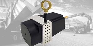 Robust wiretræk Encoder C60 - IP69K Hans Følsgaard Din Teknikpartner