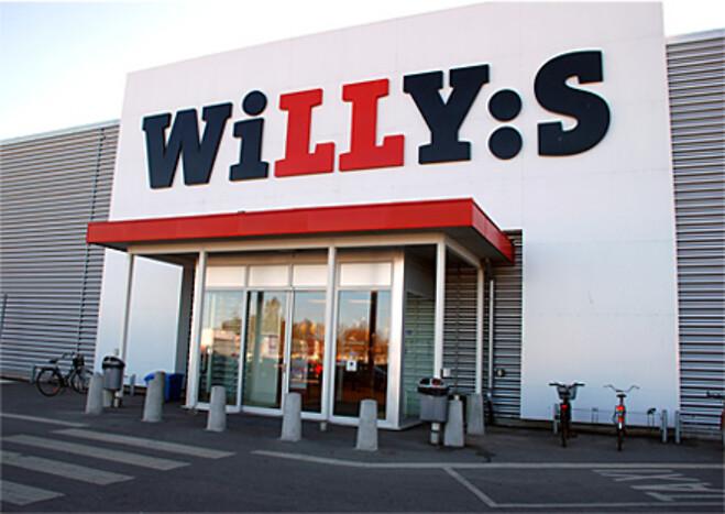 Willys Karlskrona Online