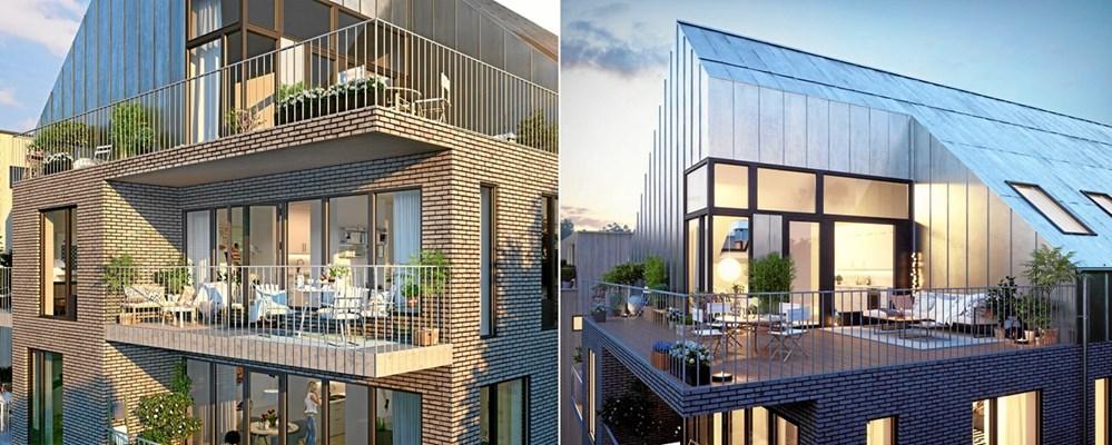Svenskere vil have mere dansk arkitektur - Licitationen
