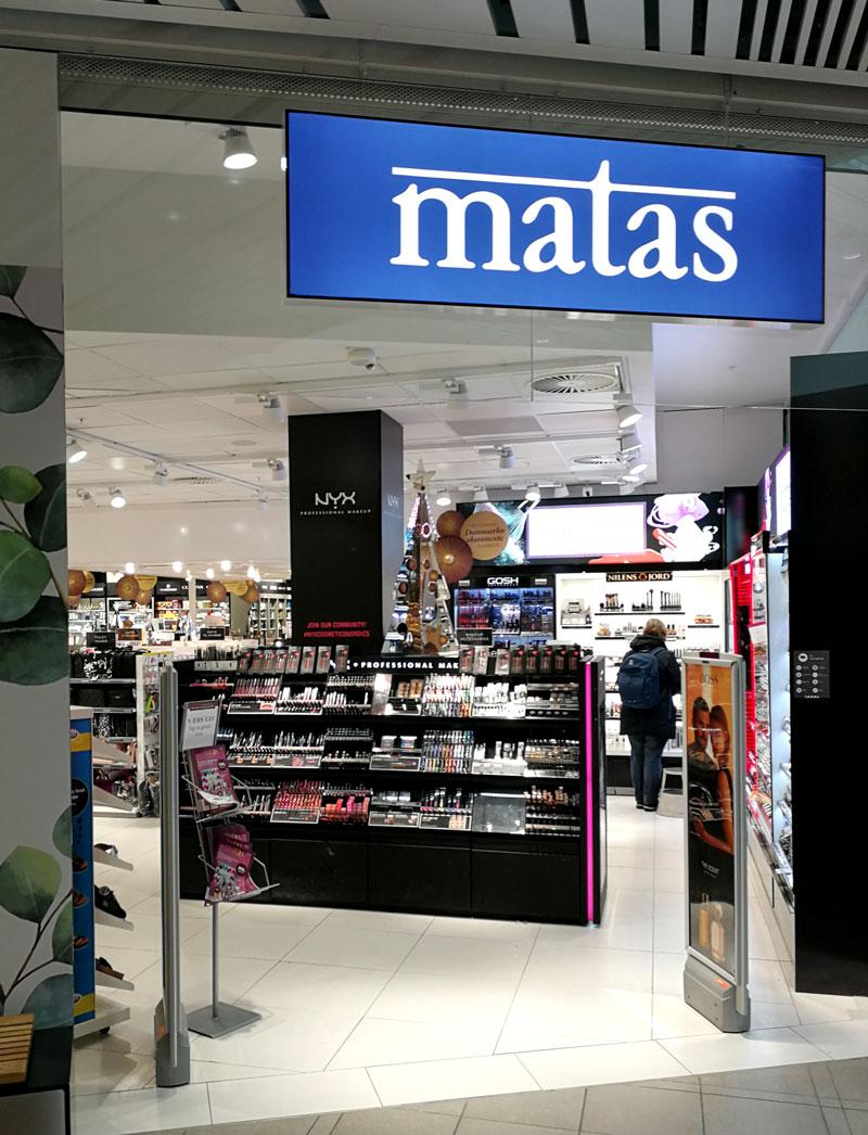 Salget står i stampe hos Matas RetailNews