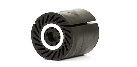 POLY-PTX Eco Smart expansion roller Ø90x50mm