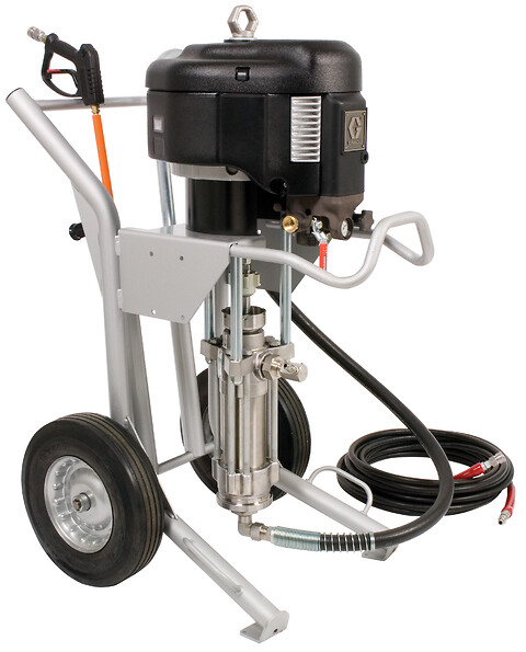 Graco Hydra-Clean - Trykkluftdrevet fra Norclean AS