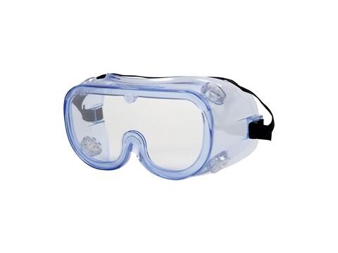 Sikkerhedsbrille supreme goggle klar