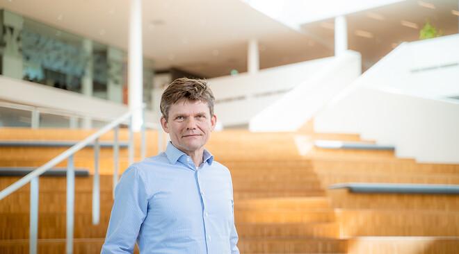 Divisionschef for Au2mate Zealand, Benn Nyborg