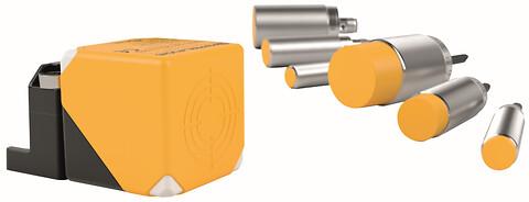 Induktive safety sensorer | Certificeret i henhold til SIL 2/PL d - Induktive safety sensorer | Certificeret i henhold til SIL 2/PL d
