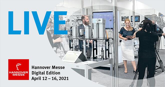 Mød Festo på Hannover Messen 2021