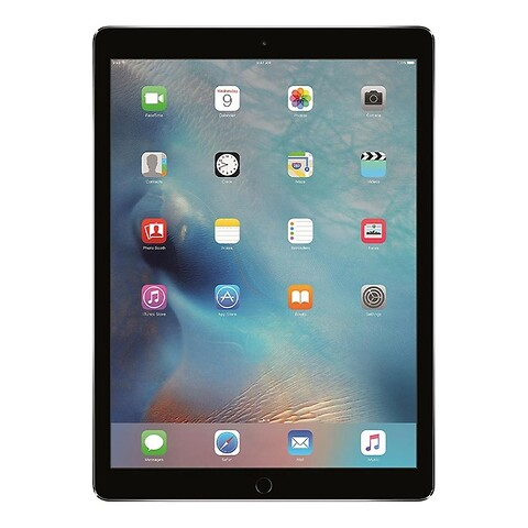 "Apple ipad pro 9,7"" 128GB wifi + cellular (space gray) - grade b - tablet"